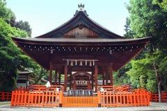 Kenkun shrine Kyoto Japan Royalty Free Stock Image