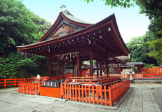 Kenkun shrine Kyoto Japan Stock Photos