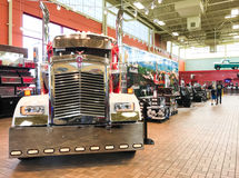 Kenly 95 Truck Stop, Kenly, NC Royalty Free Stock Photos
