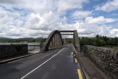 Kenmare-Brücke stockfoto