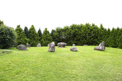 Kenmare Stone Circle, Ireland Royalty Free Stock Images