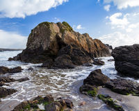 Kennack Sands Cornwall Royalty Free Stock Photography