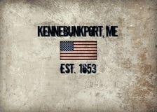 Kennebunkport, Maine fotos de stock royalty free