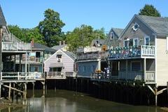 Kennebunkport, Maine, Etats-Unis Photos stock