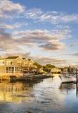 Kennebunkport, Maine, USA Stockfotos
