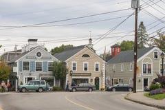 Kennebunkport, Neu-England Lizenzfreie Stockbilder