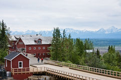 Kennecott, Alaska Stock Image