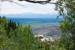 Kennecott, Alaska Image stock