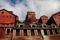 Kennecott Mill Stock Images
