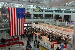 Kennedy Airport Royaltyfri Bild