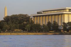 Kennedy Center para las artes interpretativas del Potomac, Washington, D C Imagenes de archivo