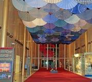 Kennedy Center, Washington, gelijkstroom royalty-vrije stock afbeelding
