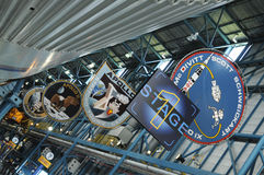 Kennedy space center Royalty Free Stock Photo