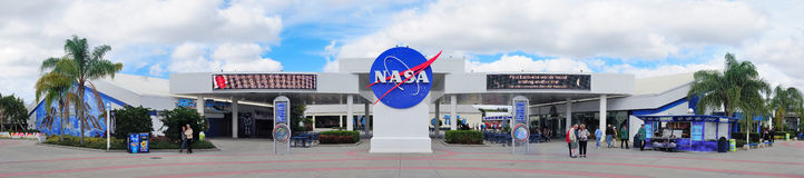 Kennedy Space Center Stockbilder