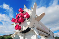 Kennedy Space Center Stock Image