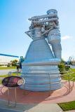 Kennedy Space Center cerca de Cabo Cañaveral en la Florida Imagen de archivo libre de regalías