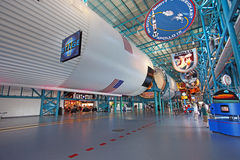 Kennedy Space Center in Flordia Stockfoto