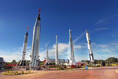 Kennedy Space Center in Flordia Stock Image
