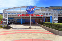 Kennedy Space Center in Flordia Royalty Free Stock Photo