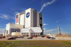 Kennedy Space Center in Flordia Stock Photography