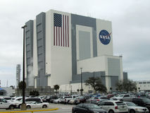 Kennedy Space Center. Main facility Stock Image
