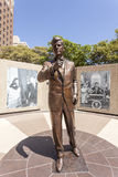 Kennedy statue in Fort Worth, Texas, USA Stock Images