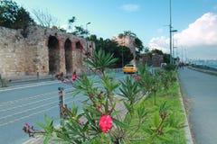 Kennedy Street Istanbul stockfoto