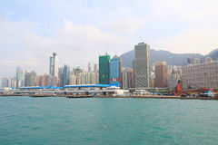 Kennedy Town, Belcher Bay , hong kong Royalty Free Stock Photography