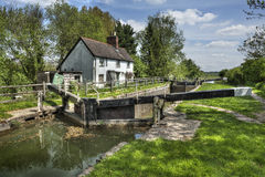Kennet and Avon Canal Stock Photos