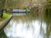 Kennet and Avon Canal Royalty Free Stock Image