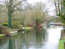 Kennet and Avon Canal Stock Photography