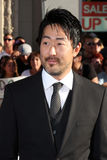 Kenneth Choi. LOS ANGELES - JUL 19:  Kenneth Choi arriving at the Captain America: The First Avenger Premiere at El Capitan Theater on July 19, 2011 in Los Stock Image
