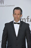 Kenneth Cole. CANNES, FRANCE - MAY 23, 2013: Kenneth Cole at amfAR's 20th Cinema Against AIDS Gala at the Hotel du Cap d'Antibes, France Royalty Free Stock Photos