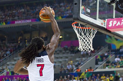 Kenneth Faried of USA Stock Photos
