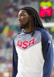 Kenneth Faried of USA Team Stock Images