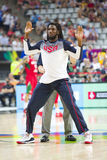 Kenneth Faried of USA Team Royalty Free Stock Images