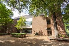 Kenneth R. Williams Auditorium at WSSU Stock Photo