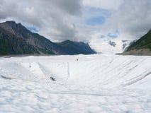 Kennicott Glacier Royalty Free Stock Photo