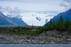 Kennicott Glacier Stock Photos