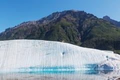 Kennicott glacier Stock Photography