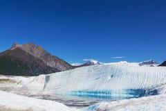 Kennicott glacier Stock Images