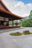 Kennin-ji świątynia w Kyoto, Japonia Obrazy Stock