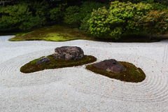 Kennin-ji japanese garden in Kyoto. Beautiful Kennin-ji japanese garden in Kyoto. It is considered to be one of the so-called Kyoto Gozan or five most important Stock Image