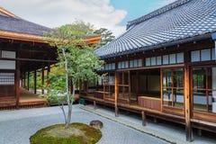 Kennin-ji Temple in Kyoto, Japan Royalty Free Stock Image
