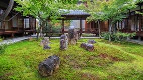 Kennin-ji Temple in Kyoto, Japan Royalty Free Stock Photos