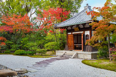 Kennin-ji Temple in Kyoto, Japan Royalty Free Stock Photography