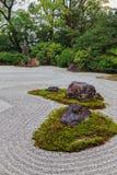 Kennin-jitempel in Kyoto, Japan stockfotos