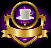 Kennsatz-Espressostäbe Lizenzfreies Stockbild