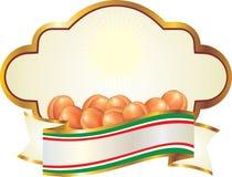 Kennsatz für Aprikosen Stockbilder