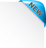 Kennsatz neu Lizenzfreies Stockbild